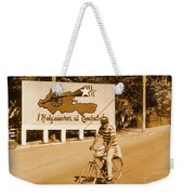 The People Of Holguin Are Fighters Weekender Tote Bag