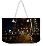 The People's Bridge Weekender Tote Bag