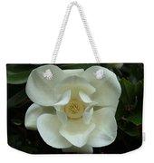 The Perfect Magnolia Bloom Weekender Tote Bag