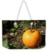 The Perfect Pumpkin In The Patch Weekender Tote Bag