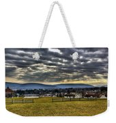 The Perfect View Weekender Tote Bag