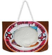 The Perogi Cheese Story Weekender Tote Bag