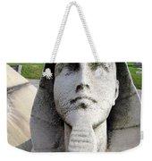 The Pharaoh Weekender Tote Bag