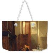 The Philosopher Weekender Tote Bag