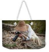 The Photographer Weekender Tote Bag