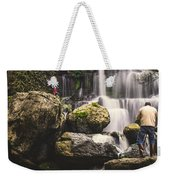 The Photographer's Quest Vi Weekender Tote Bag