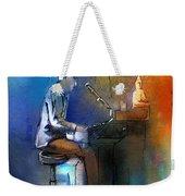 The Pianist 01 Weekender Tote Bag