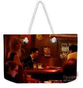 The Piano Bar Weekender Tote Bag