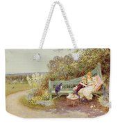 The Picture Book Weekender Tote Bag