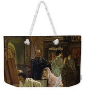 The Picture Gallery, 1874 Weekender Tote Bag
