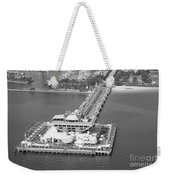 The Pier St Petersburg Fl Weekender Tote Bag