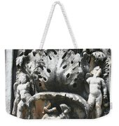 The Pilaster Friezes Of The Palaestra Weekender Tote Bag