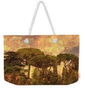 The Pines Of Rome Weekender Tote Bag