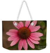 The Pink Daisy Weekender Tote Bag