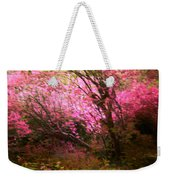 The Pink Forest Weekender Tote Bag