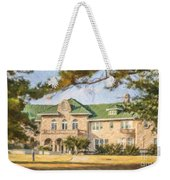 The Pink Palace Museum Memphis Tn Usa Weekender Tote Bag