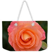 The Pink Rose Weekender Tote Bag