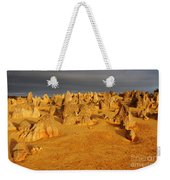 The Pinnacles 4 Weekender Tote Bag