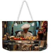 The Pizza Maker Weekender Tote Bag