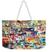 the place of the Beis HaMikdash 2 Weekender Tote Bag