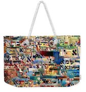 the place of the Beis HaMikdash Weekender Tote Bag