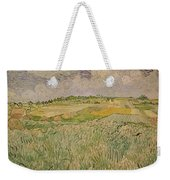 The Plain At Auvers Weekender Tote Bag