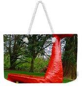 The Playful Dinosaur  Weekender Tote Bag