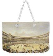 The Plaza De Toros Of Madrid, 1865 Weekender Tote Bag