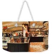 The Plaza Food Hall Weekender Tote Bag