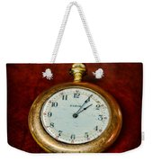 The Pocket Watch Weekender Tote Bag