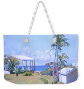 The Point Morning Light Weekender Tote Bag