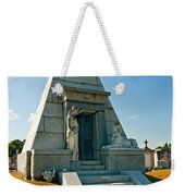 The Point Of Dying Weekender Tote Bag