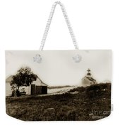 The Point Pinos Lighthouse Pacific Grove California Circa 1895 Weekender Tote Bag