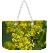 The Pollinator Weekender Tote Bag