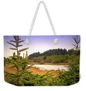 The Pond In The Forest Weekender Tote Bag