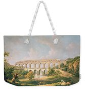 The Pont Du Gard, Nimes Weekender Tote Bag