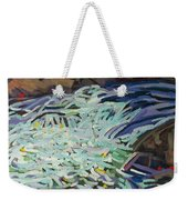 The Pool Weekender Tote Bag