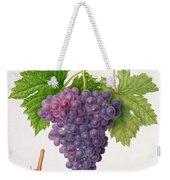 The Poonah Grape Weekender Tote Bag