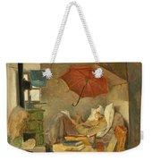 The Poor Poet II Weekender Tote Bag