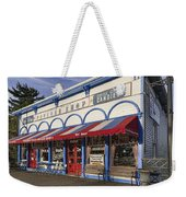 The Popcorn Shop Weekender Tote Bag by Dale Kincaid