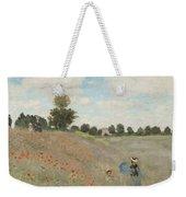 The Poppy Field Weekender Tote Bag