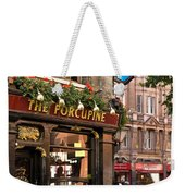 The Porcupine Weekender Tote Bag