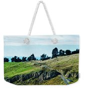 The Port Hills Weekender Tote Bag