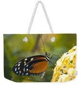 The Postman Butterfly  Weekender Tote Bag