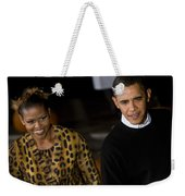 The President And First Lady Weekender Tote Bag