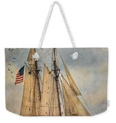 The Pride Of Baltimore II Weekender Tote Bag