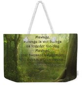 The Princess Bride - Mawage Weekender Tote Bag