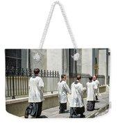 The Procession Nola - Color Weekender Tote Bag