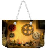 The Projection Room 4675 Weekender Tote Bag