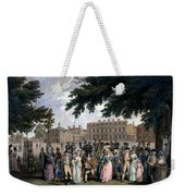 The Promenade In St James Park, C.1796 Weekender Tote Bag